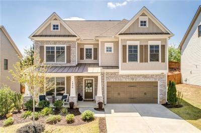 Cherokee County Single Family Home For Sale: 1806 Grand Oaks Drive