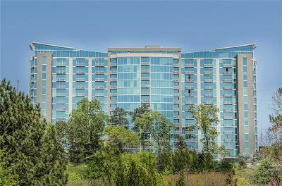 Atlanta Condo/Townhouse For Sale: 3300 Windy Ridge Parkway SE #1021