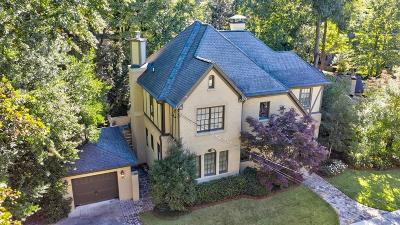 Single Family Home For Sale: 60 Park Circle