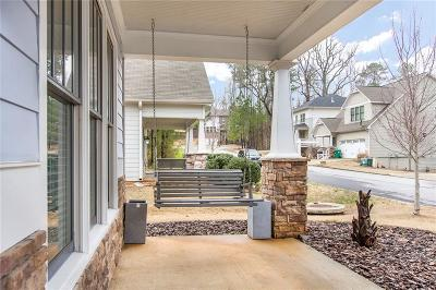 Dekalb County Single Family Home For Sale: 2641 Silver Leaf Terrace SE