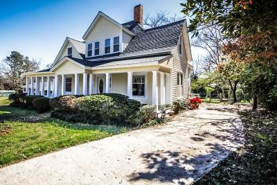 Franklin County Single Family Home For Sale: 231 Bowers Street