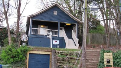 Fulton County Single Family Home For Sale: 711 Confederate Avenue SE