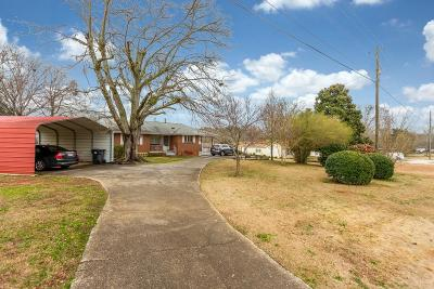 Newton County Single Family Home For Sale: 5656 Salem Road