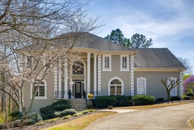 Marietta Single Family Home For Sale: 886 Waterford Green