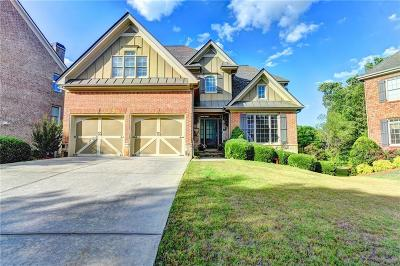 Snellville Single Family Home For Sale: 1163 Grassmeade Way