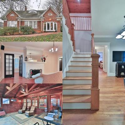 Single Family Home For Sale: 1235 N Decatur Road NE