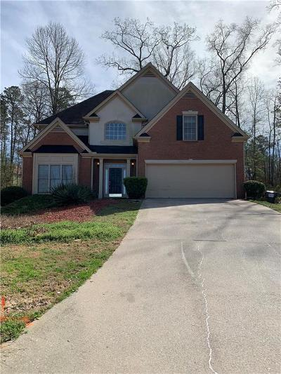 Mableton Single Family Home For Sale: 1210 Heritage Lakes Drive SW