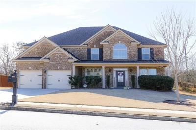 Braselton Single Family Home For Sale: 721 Sienna Valley Drive