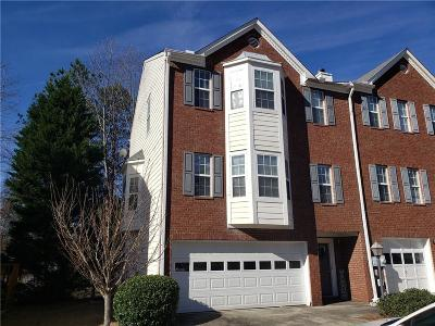 Norcross Condo/Townhouse For Sale: 5329 Pinnacle Peak Lane