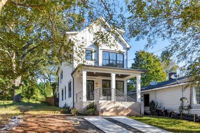 Summerhill Single Family Home For Sale: 68 Ormond Street SE