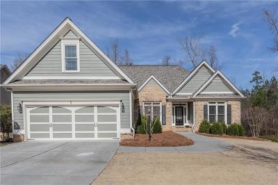 Loganville Single Family Home For Sale: 2145 Wood Valley Drive