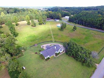 Dawson County Commercial For Sale: 311 Lee Castleberry Road