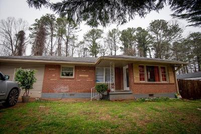 Decatur Single Family Home For Sale: 3388 Lark Lane