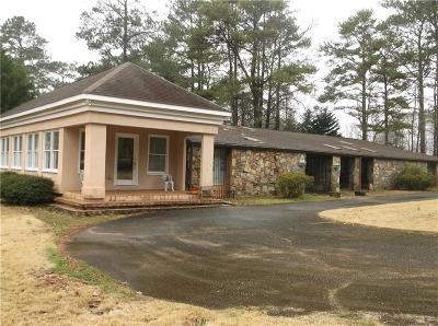 Dunwoody Single Family Home For Sale: 5388 Mount Vernon Way