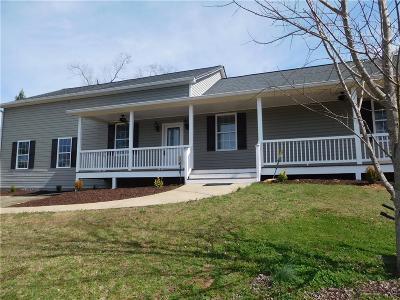 Fairmount Single Family Home For Sale: 507 Mount Pleasant Road NE