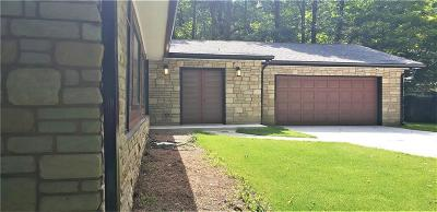 Sandy Springs Single Family Home For Sale: 566 Coldstream Court