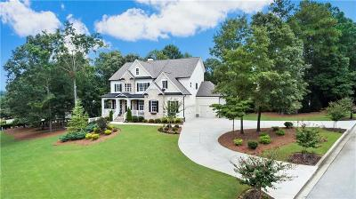 Braselton Single Family Home For Sale: 1955 Tee Drive
