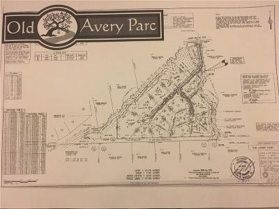 Canton Residential Lots & Land For Sale: 115 Old Avery Drive