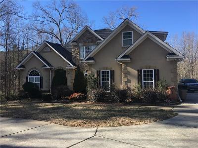 Lawrenceville Single Family Home For Sale: 1711 Five Forks Trickum Road