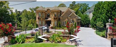 Marietta Single Family Home For Sale: 38 Sherwood Lane SE