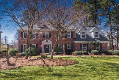 Snellville Single Family Home For Sale: 1691 Berry Lane