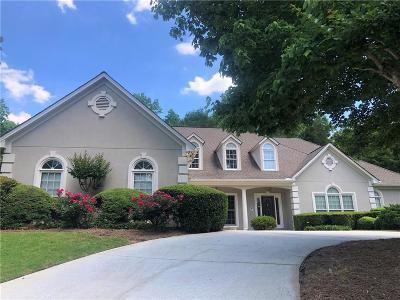 Cumming Single Family Home For Sale: 6230 Westchester Place