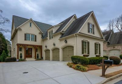 Johns Creek Single Family Home For Sale: 527 Haynesbrooke Walk