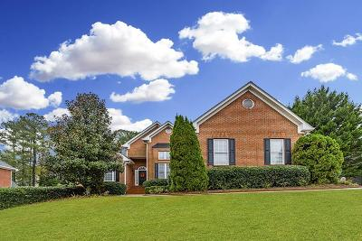 Grayson Single Family Home For Sale: 852 Mount McKinley Way
