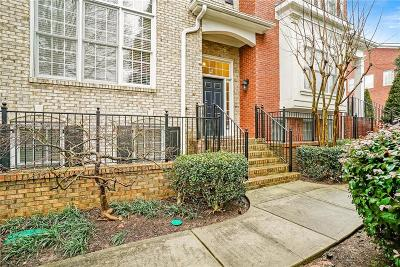 Chamblee Condo/Townhouse For Sale: 4300 Kingston Gate Cove