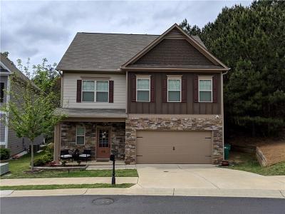 Woodstock Single Family Home For Sale: 616 Georgia Way