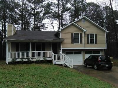Carroll County, Coweta County, Douglas County, Haralson County, Heard County, Paulding County Single Family Home For Sale: 42 King Edward Drive