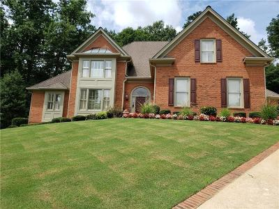 Dunwoody Single Family Home For Sale: 2228 Old Brooke Lane