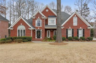 Single Family Home For Sale: 1455 Chadberry Way