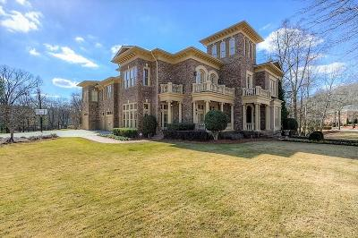 Alpharetta Single Family Home For Sale: 3130 W Addison Drive