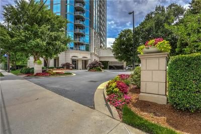 Garden Hills Condo/Townhouse For Sale: 2795 Peachtree Road NE #1709