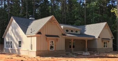 Loganville Single Family Home For Sale: 2483 Centerville Rosebud Road