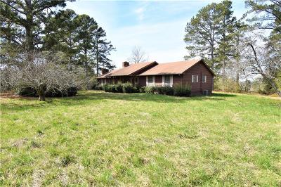 Cherokee County, Cobb County, Paulding County Single Family Home For Sale: 295 Dobson Circle
