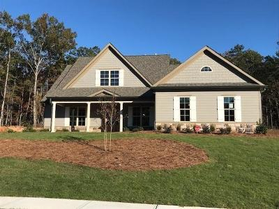 Fayetteville Single Family Home For Sale: 206 Blue Point Parkway
