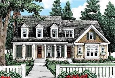 Alpharetta Single Family Home For Sale: 16375 Henderson Road
