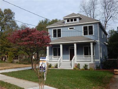 East Atlanta Single Family Home For Sale: 584 Stokeswood Avenue SE