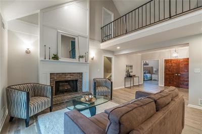 Dunwoody Single Family Home For Sale: 5279 Vernon Lake Drive