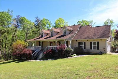 Jasper Single Family Home For Sale: 185 Honeysuckle Drive