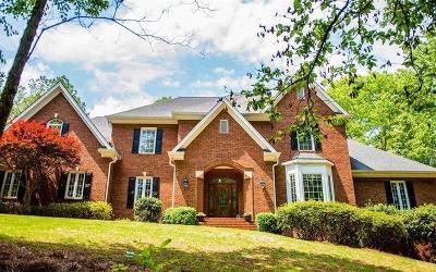 Rome Single Family Home For Sale: 32 Oakmont Dr SE