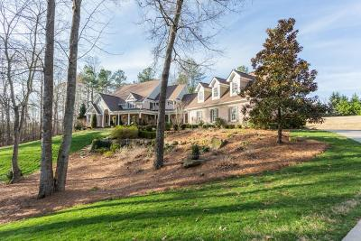 Alpharetta GA Single Family Home For Sale: $2,200,000