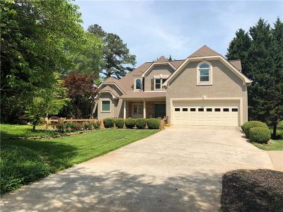 Alpharetta Single Family Home For Sale: 12130 Laurelwood Farm Drive