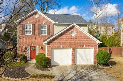 Johns Creek Single Family Home For Sale: 4840 Weathervane Drive