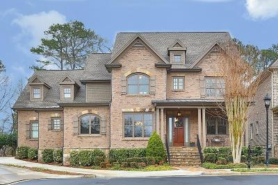 Peachtree Corners, Norcross Single Family Home For Sale: 5236 Creek Walk Circle