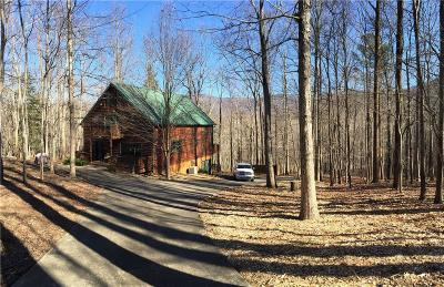 Jasper Single Family Home For Sale: 1188 Alpine Drive