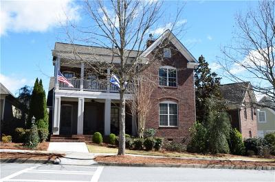 Covington Single Family Home For Sale: 5145 Pratt Street SW