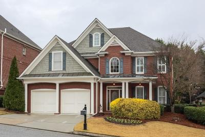Brookhaven Single Family Home For Sale: 1213 Bluffhaven Way NE